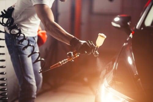 לא כל אחד יכול לטפל בצביעת רכבכם - תנו למקצוענים לעשות זאת